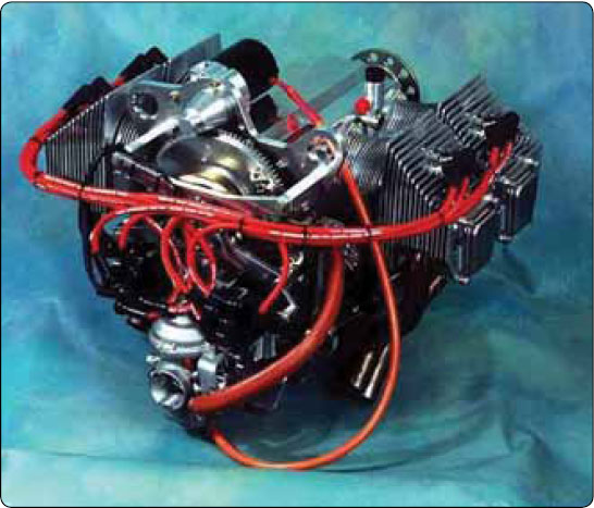 Figure 11-15. Jabiru engines.