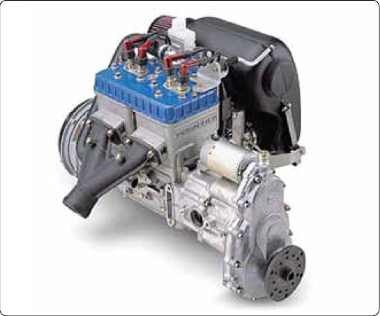 Figure 11-3. Rotax 582 engine.