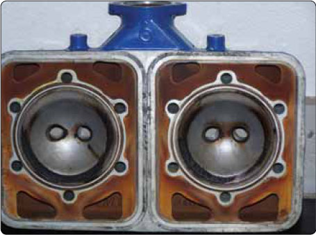 Figure 11-8. Water-cooled heads.