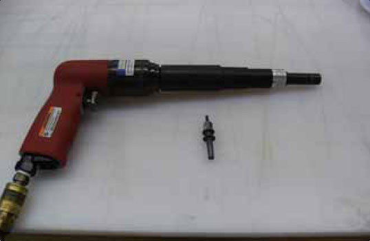 Figure 4-113. Drive nut blind bolt installation tool.