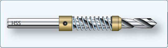 Figure 4-49. Drill stop.
