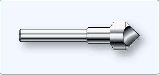 Figure 4-92. Single-flute countersink.