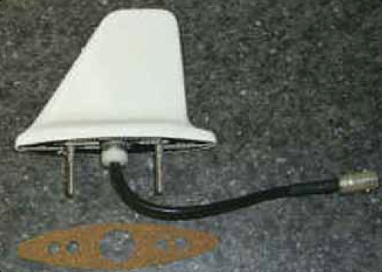 Figure 11-121. A typical aircraft mounted DME antenna.