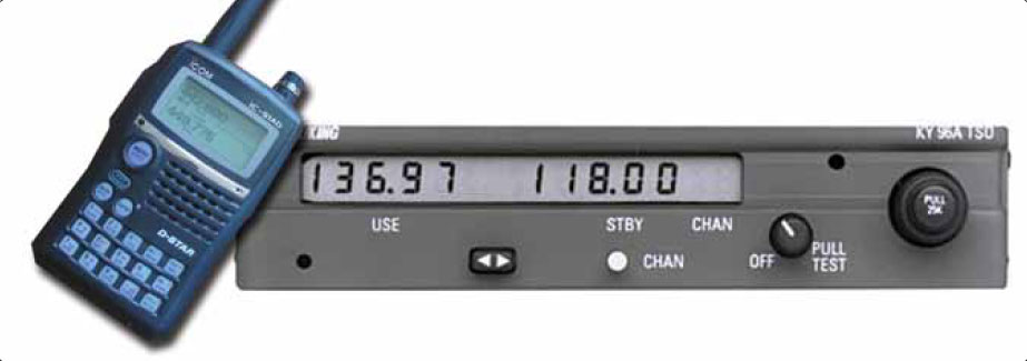 Figure 11-86. VHF aircraft communication transceivers.