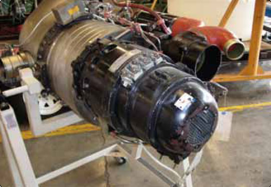 Figure 9-76. Large aircraft AC alternator.