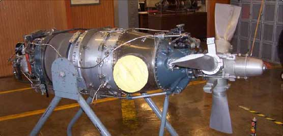 Figure 1-77. PT6 turboprop engine.