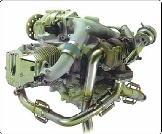 Figure 11-14. HKS 700T engine.