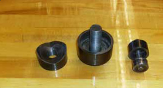 Figure 4-14. Chassis punch.
