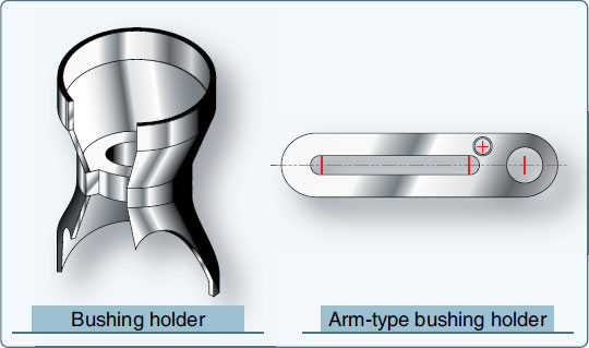 Figure 4-50. Drill bushings.