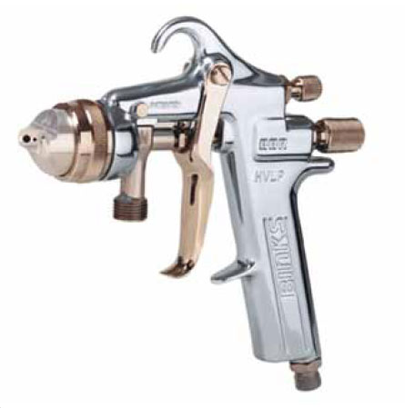 Figure 8-6. A High Volume Low Pressure (HVLP) spray gun.