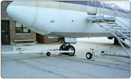 Figure 1-20. Example of a tow bar.