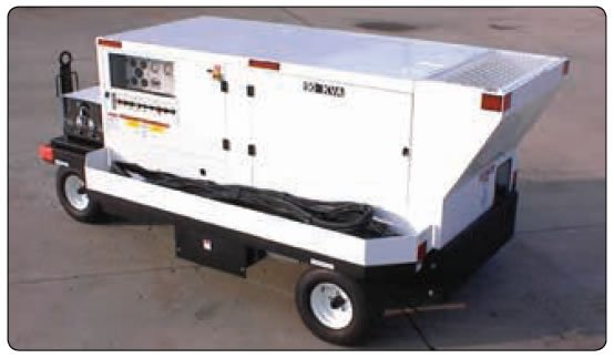 Figure 1-27. A mobile electrical power unit.