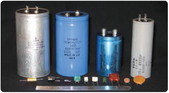 Figure 12-118. Fixed capacitors.