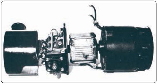 Figure 12-322. Exploded view of alternator rectifier.
