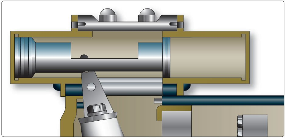 Figure 12-336. Control cylinder.