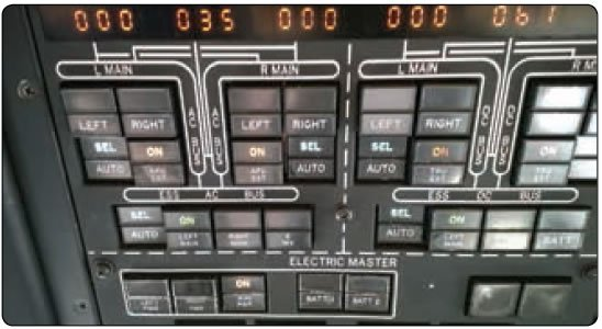 Figure 12-78. Lighted push button switches.